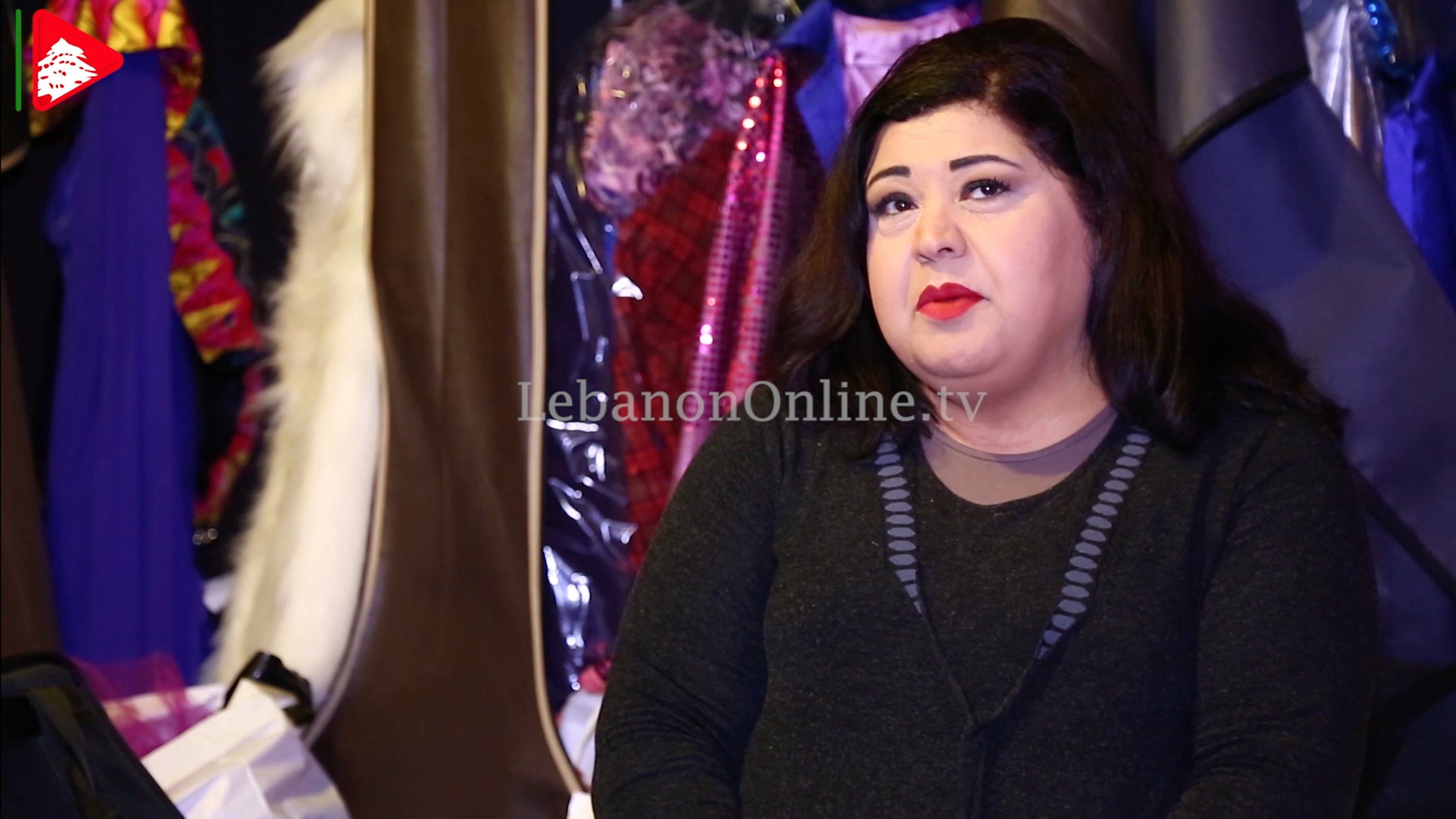 Nahifeh interview - Liliane Nemre